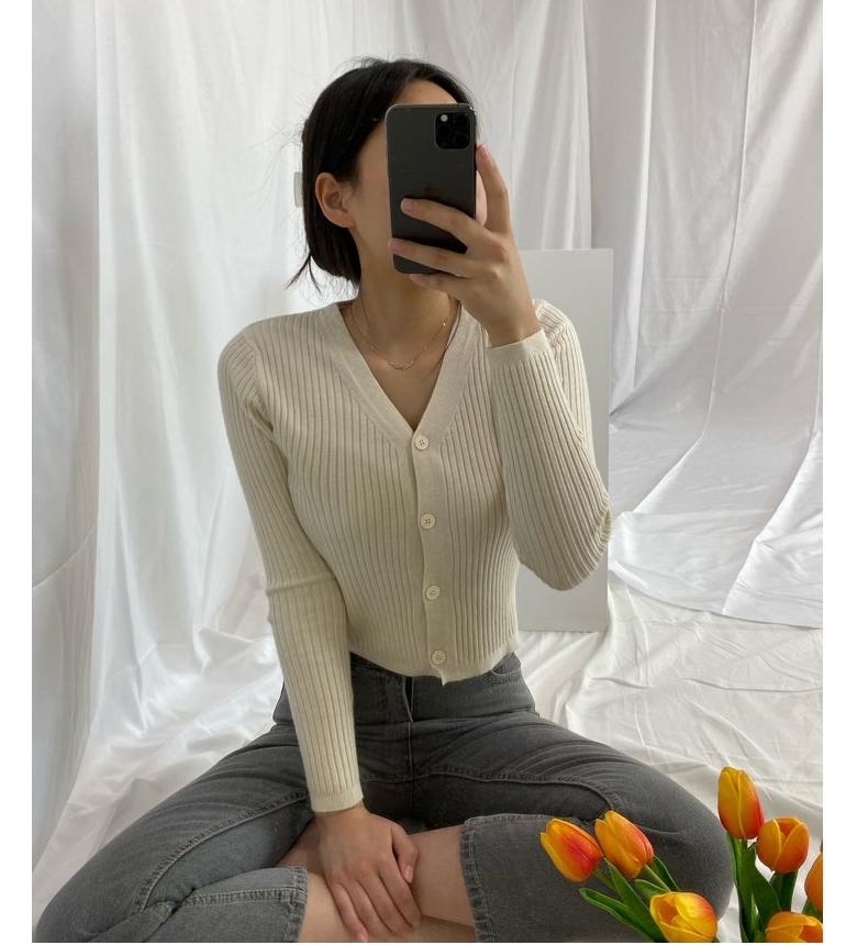 Cozy daily cardigan