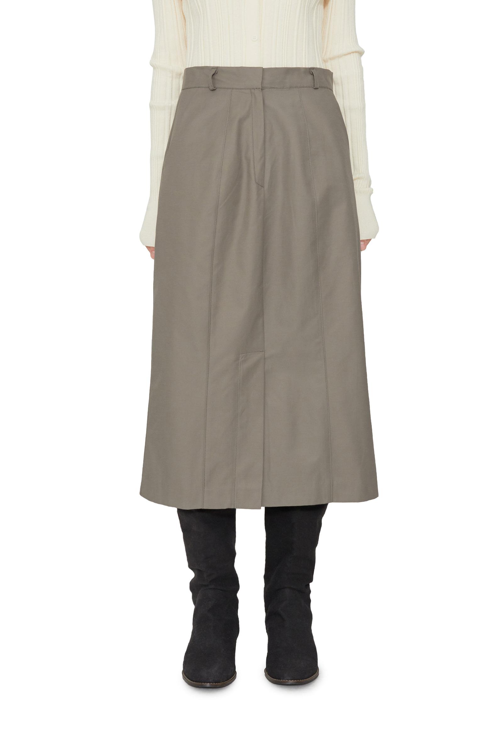 Nana midi skirt