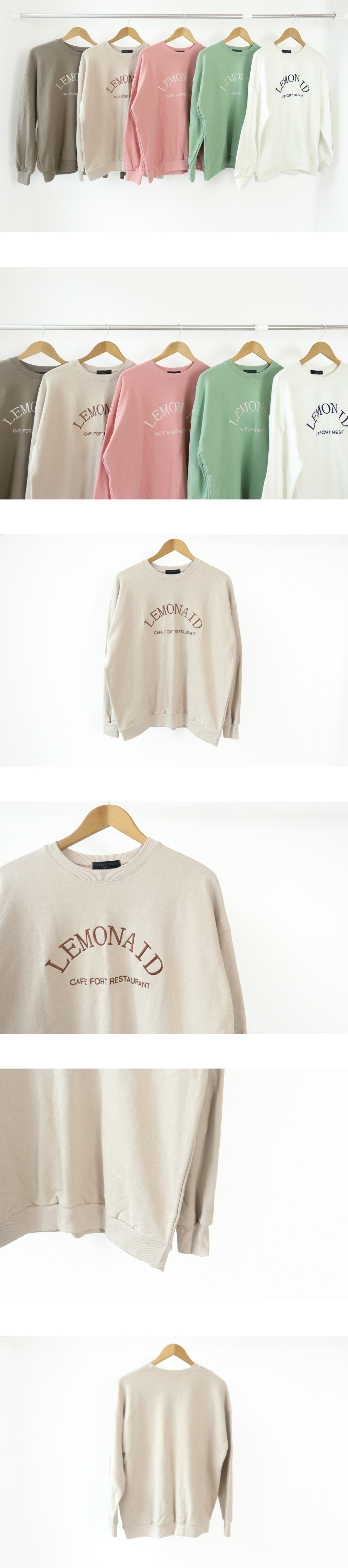 Lemonade sweat shirt