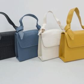 Square knot mini bag Shoulder Bags