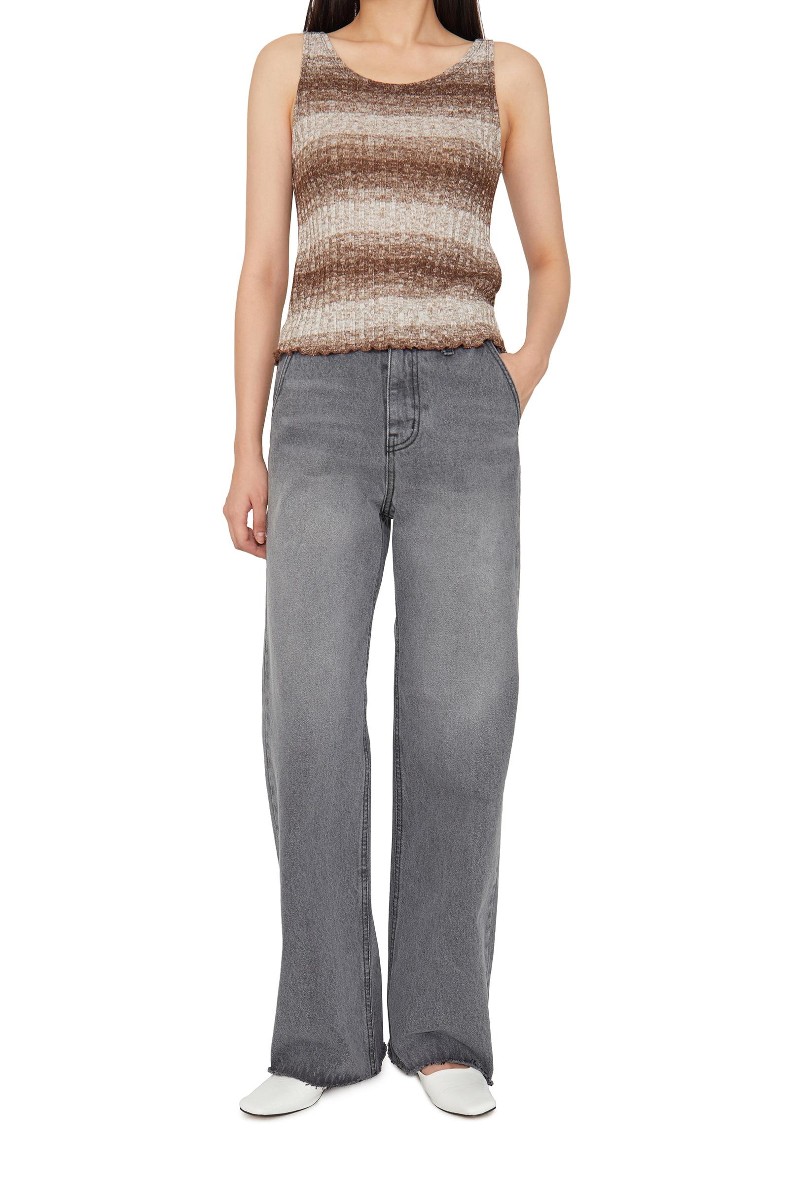 Manon retro straight jeans