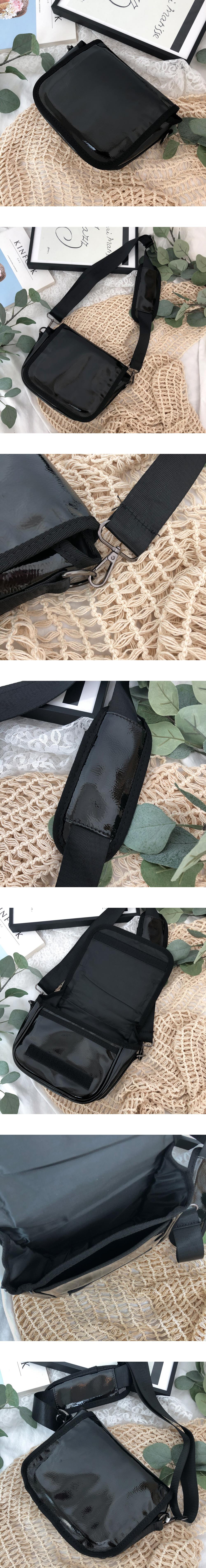 1959 Shiny Mini Daily Shoulder Bag