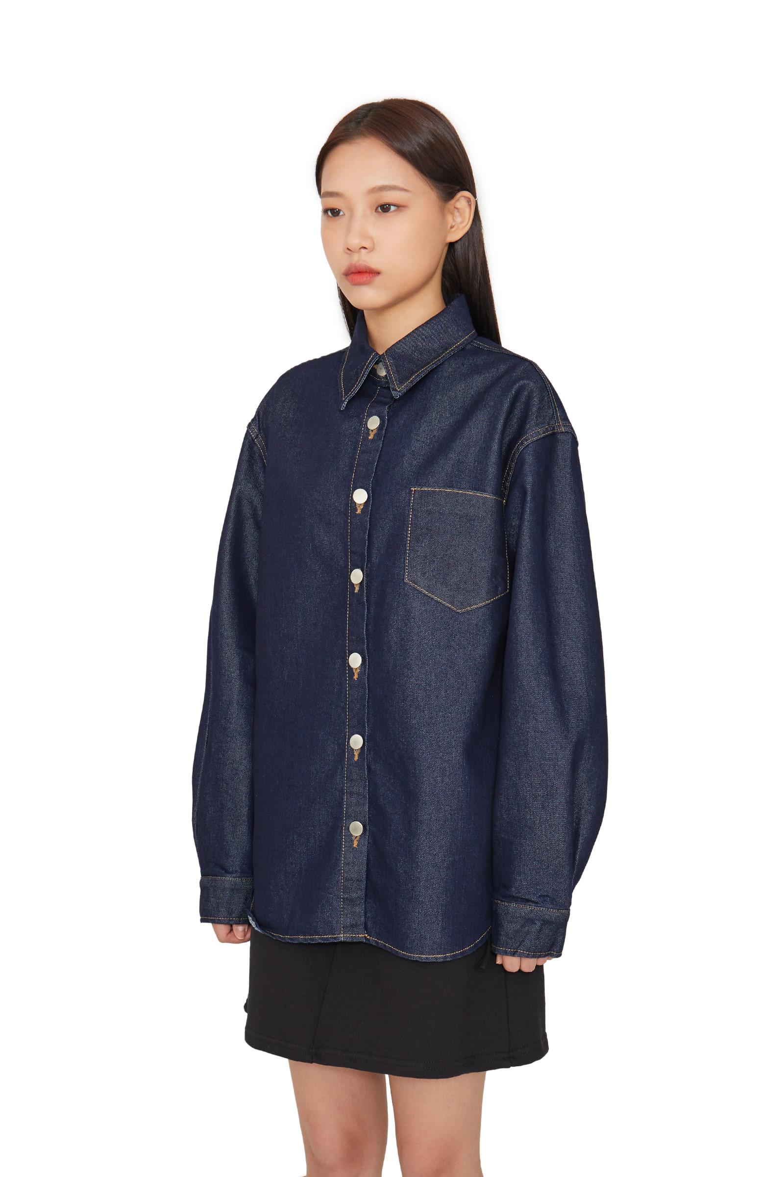 Great denim shirt jacket