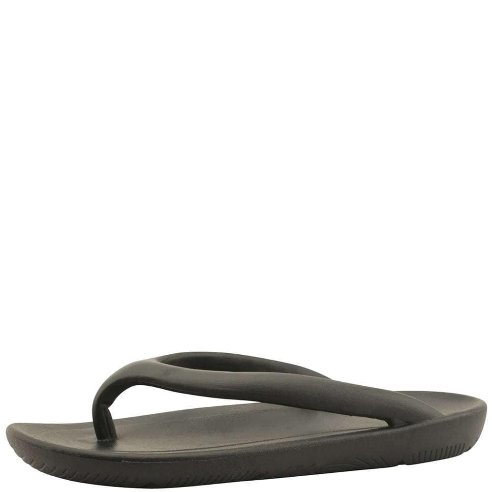 Soft Soft Flip-Flop Slippers Black