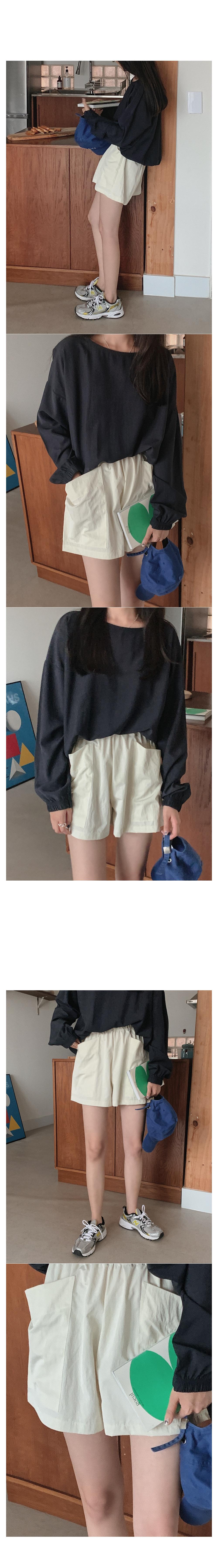 Skopje linen blouse