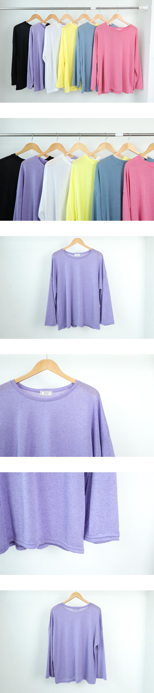 Mojito Boxy Round T-Shirt