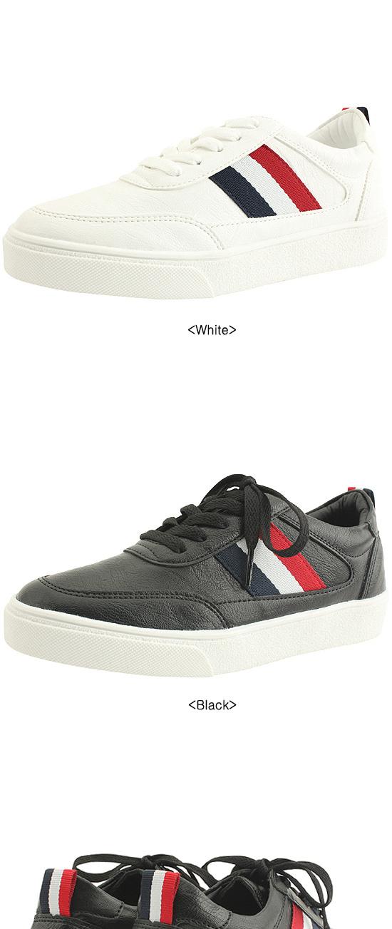 Samsun Casual Sneakers White