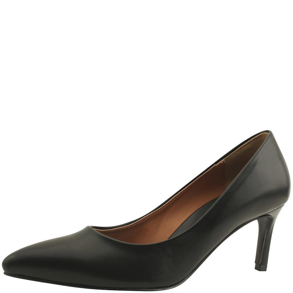 Stiletto Slim High Heels 7cm Black