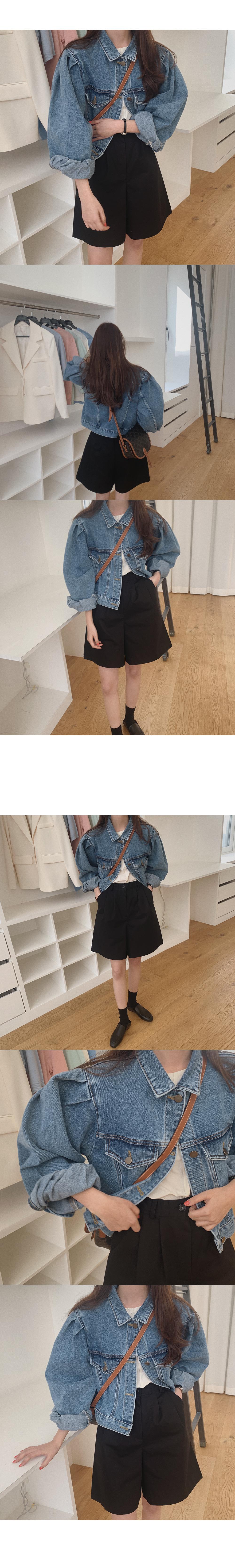 Normal denim jacket