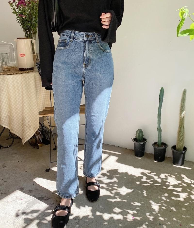 Tail Blue straight pants