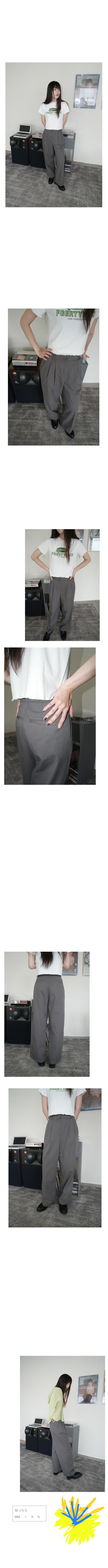 soft washing cotton slacks