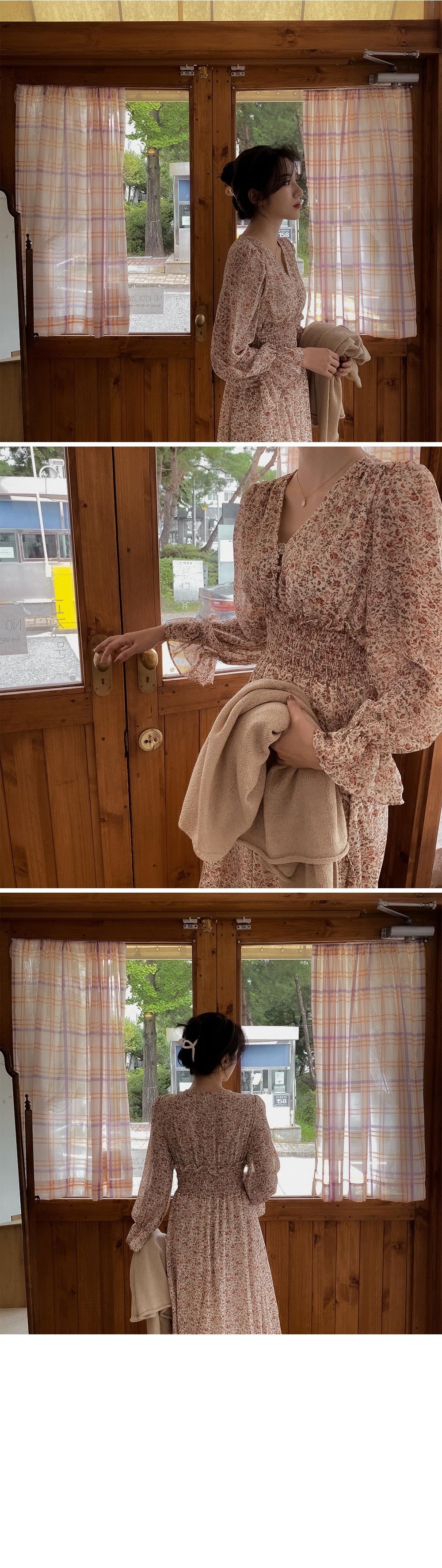 Pom pom double-sided cardigan-4color