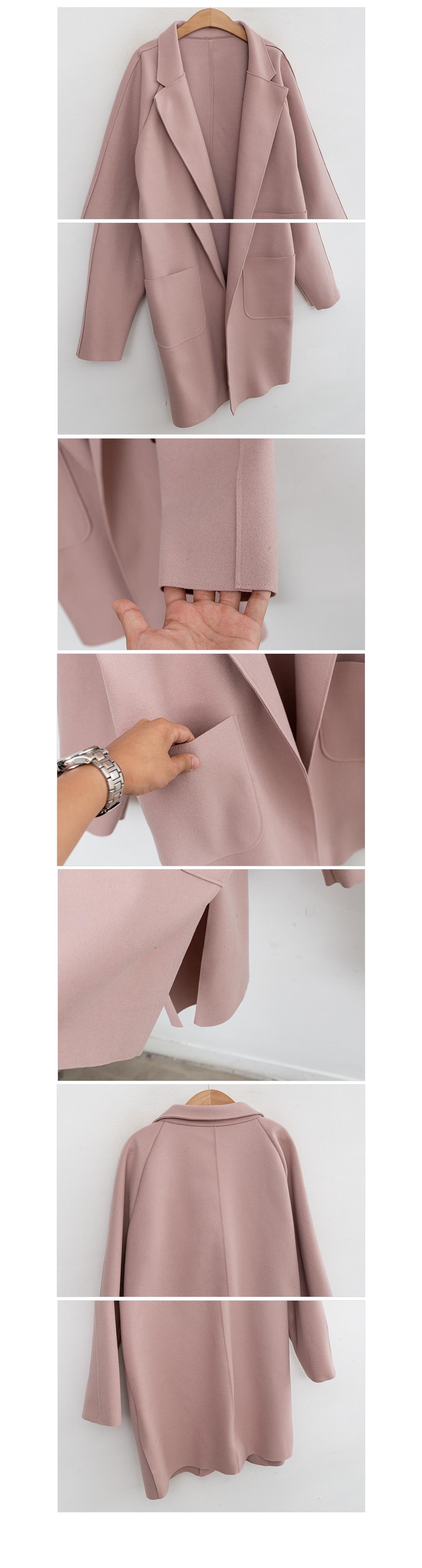 Split Line Side Split Jacket #65697