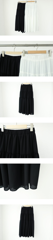Cancan Salang Long Skirt