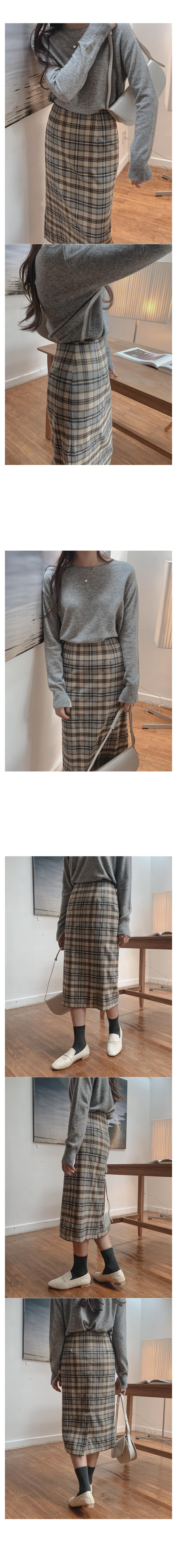 Tyrone Wool Boat Neck Knit
