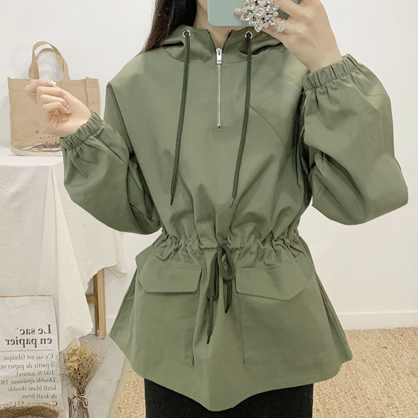 Bael's String Nocturnal Anorak