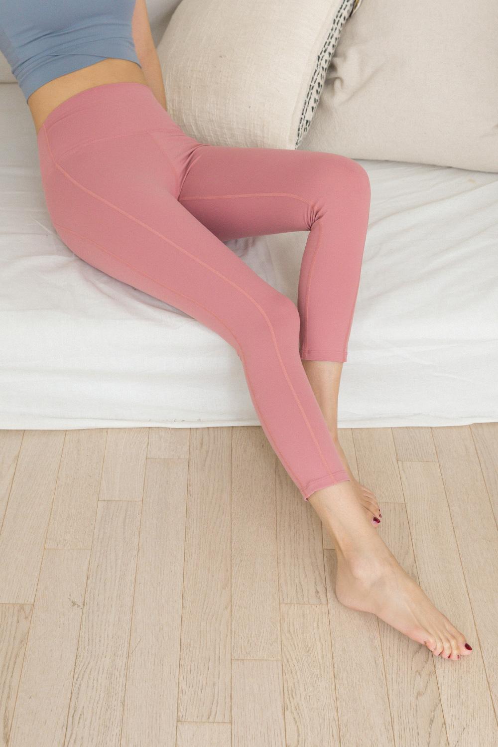 Sportswear Leggings F #03-Pink #03