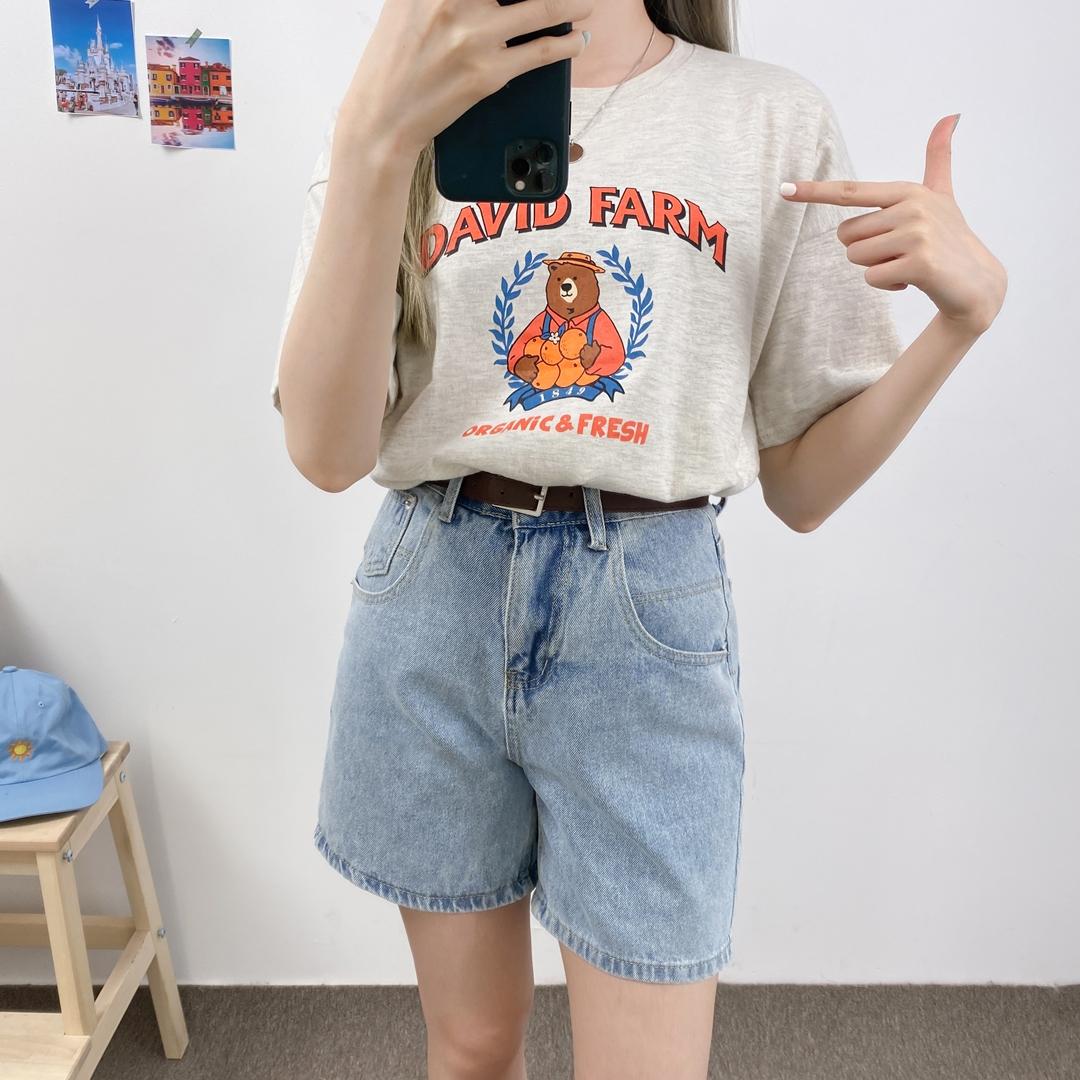 David short sleeve t-shirt