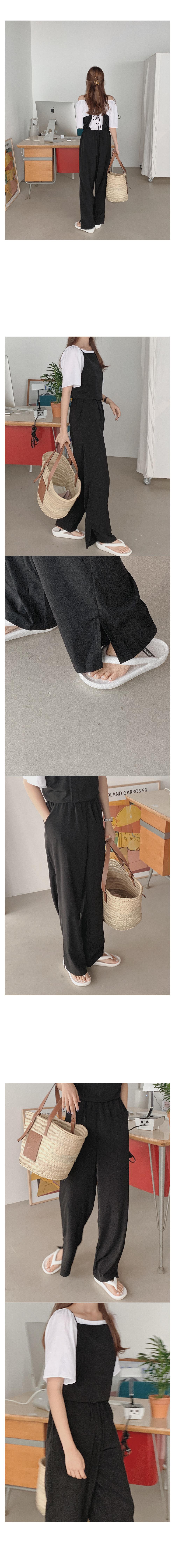 Auction Tencel Jumpsuit