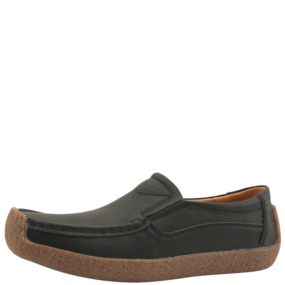 Comfort Simple Shoes Loafers Black