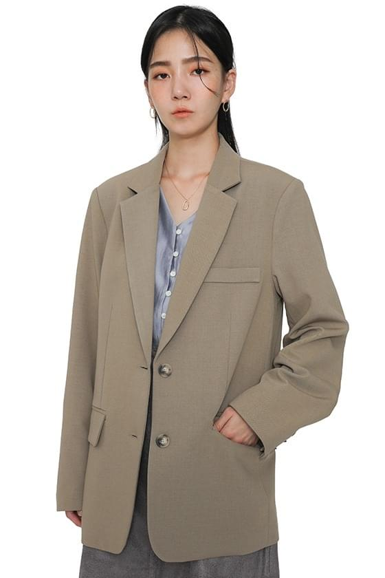 Core single blazer
