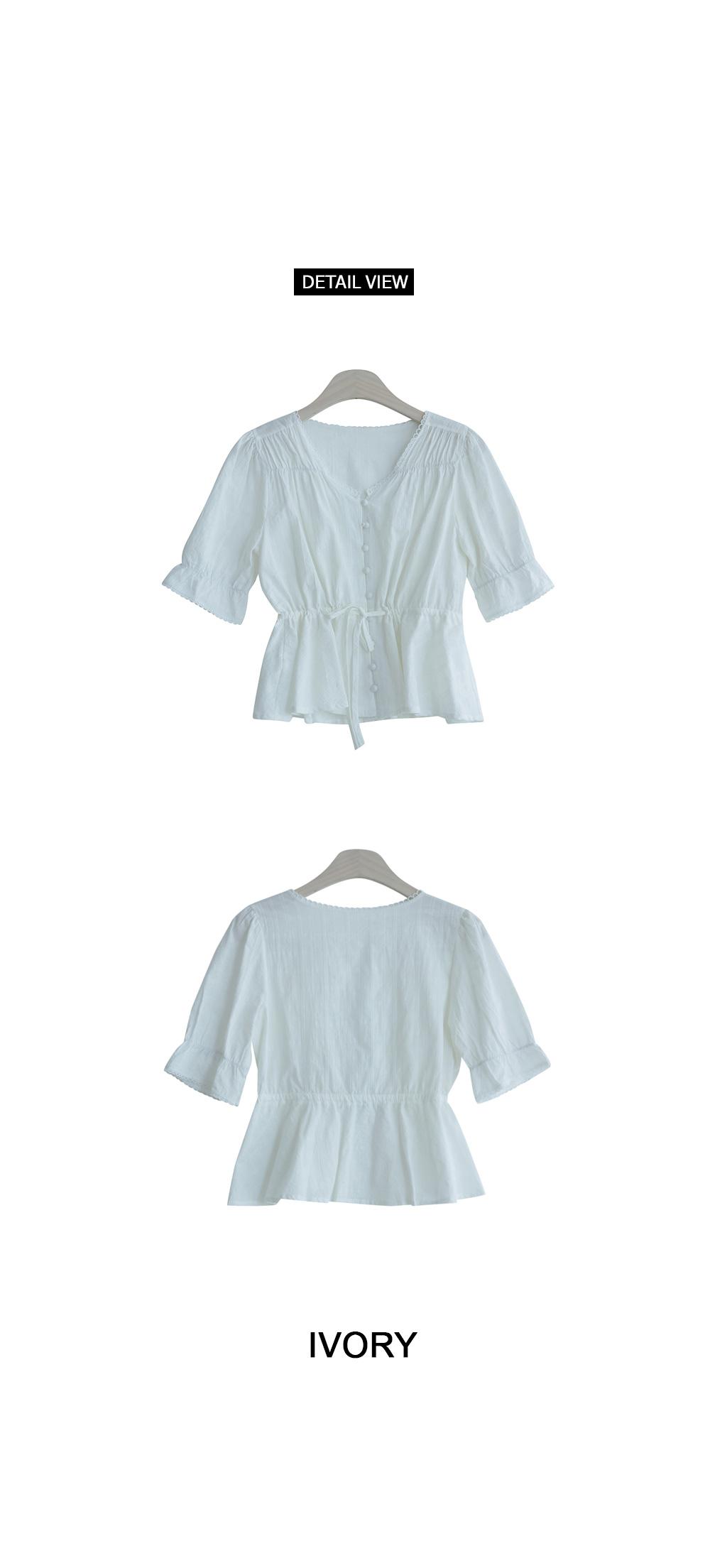 Blythe summer blouse