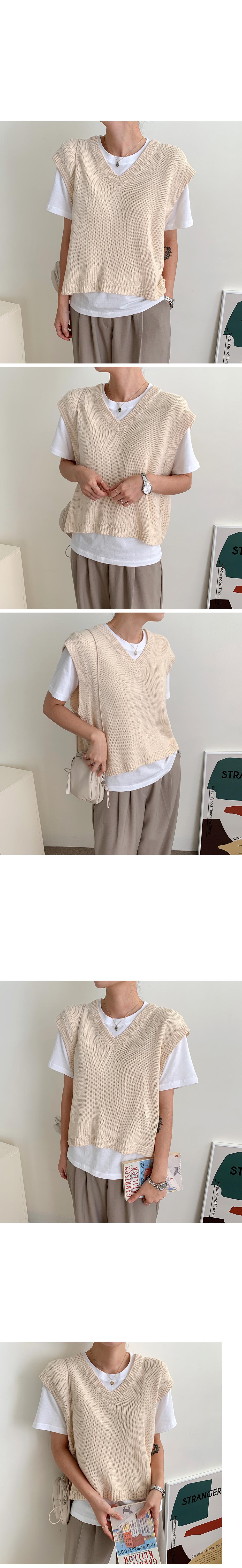Your Knit Vest vest