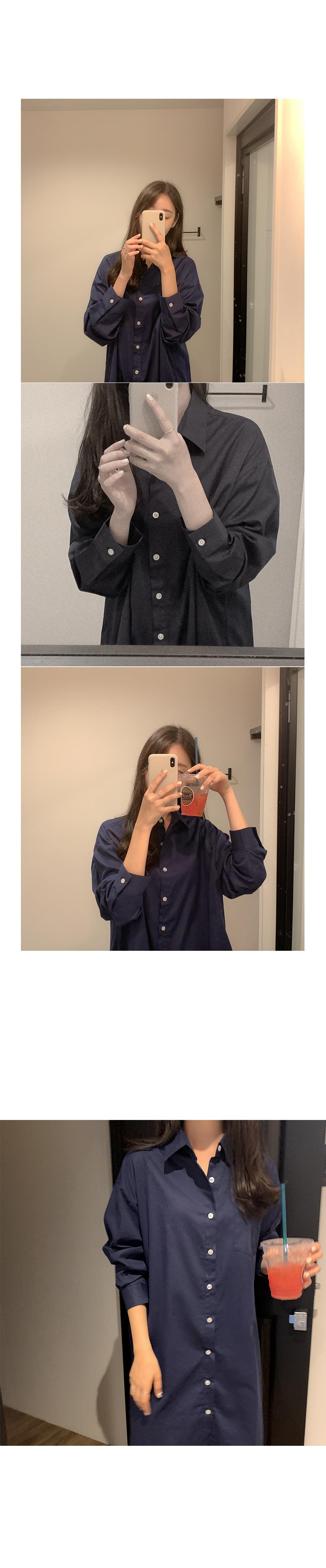 Mongni Shirt Dress