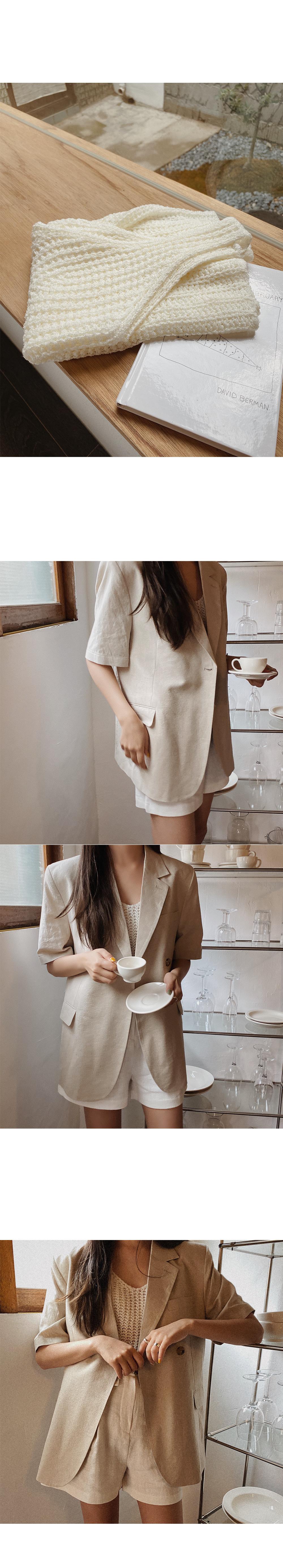 Deanna Knit Sleeveless