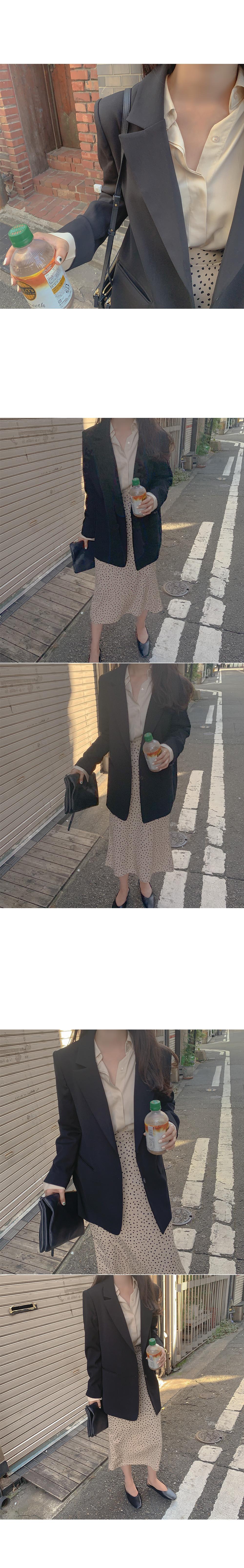Nodiz Single Jacket