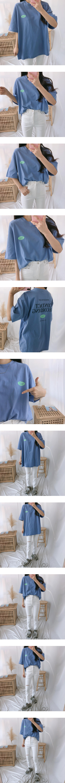 Contact short sleeve t shirt