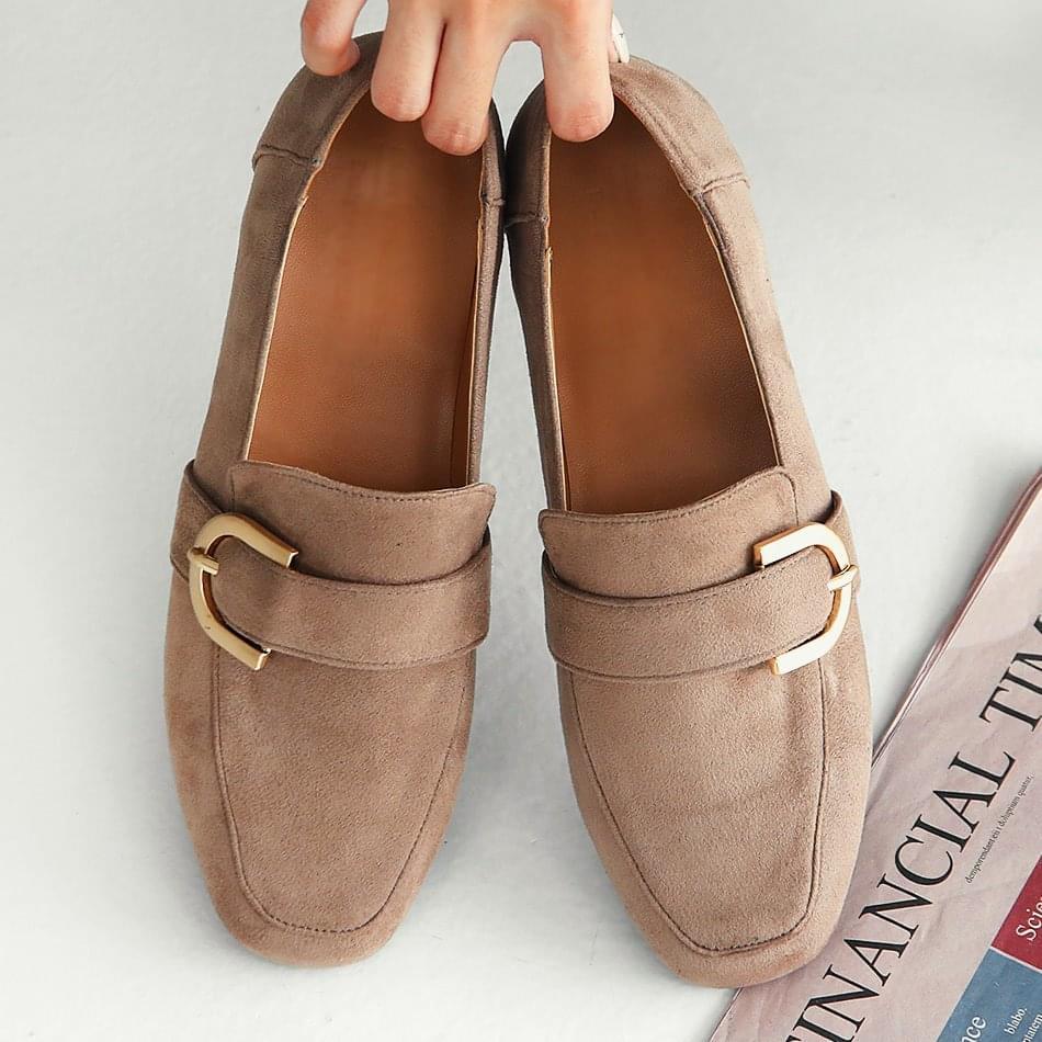 Kobiel loafers 2cm 樂福鞋