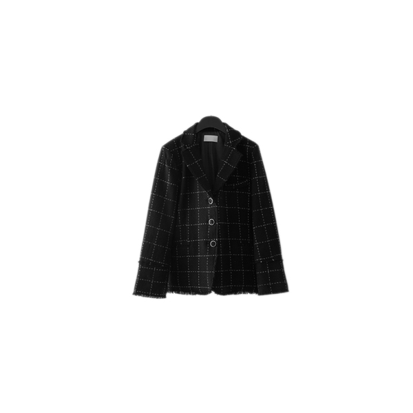 tweed wool jacket