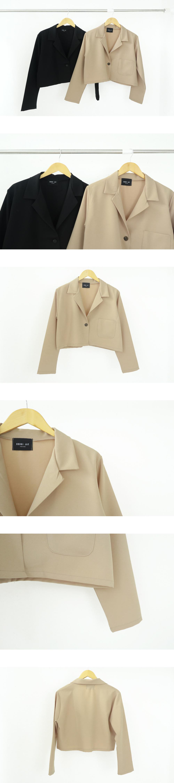 Tory cropped jacket