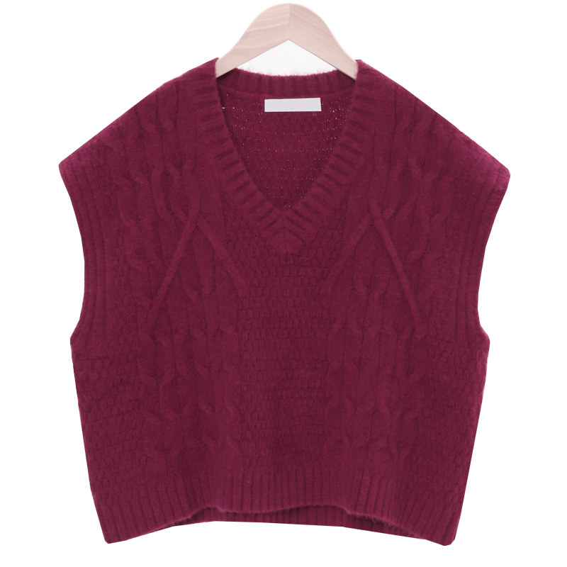 Cable Wool Knit Best