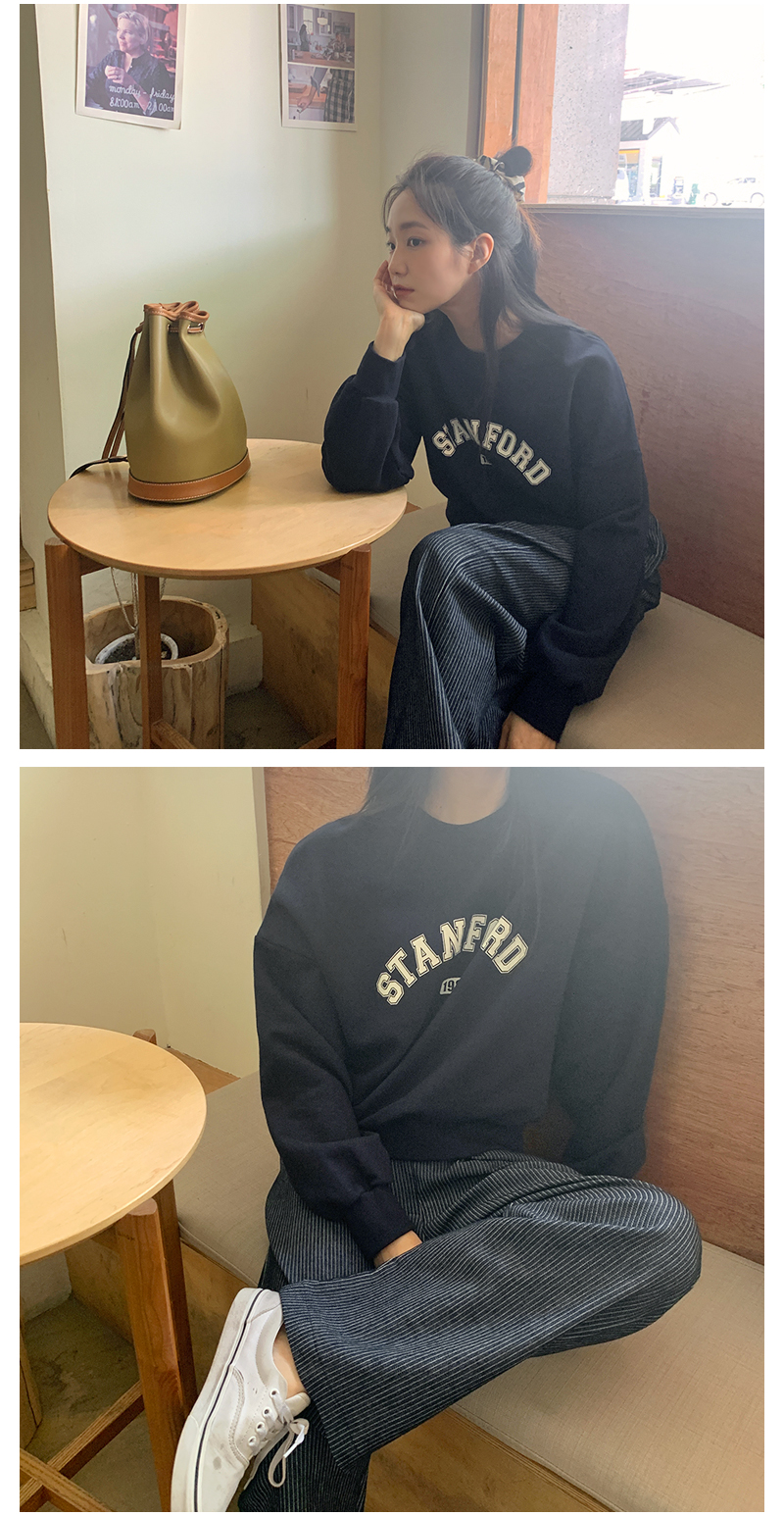 Stanford Lettering sweat shirt