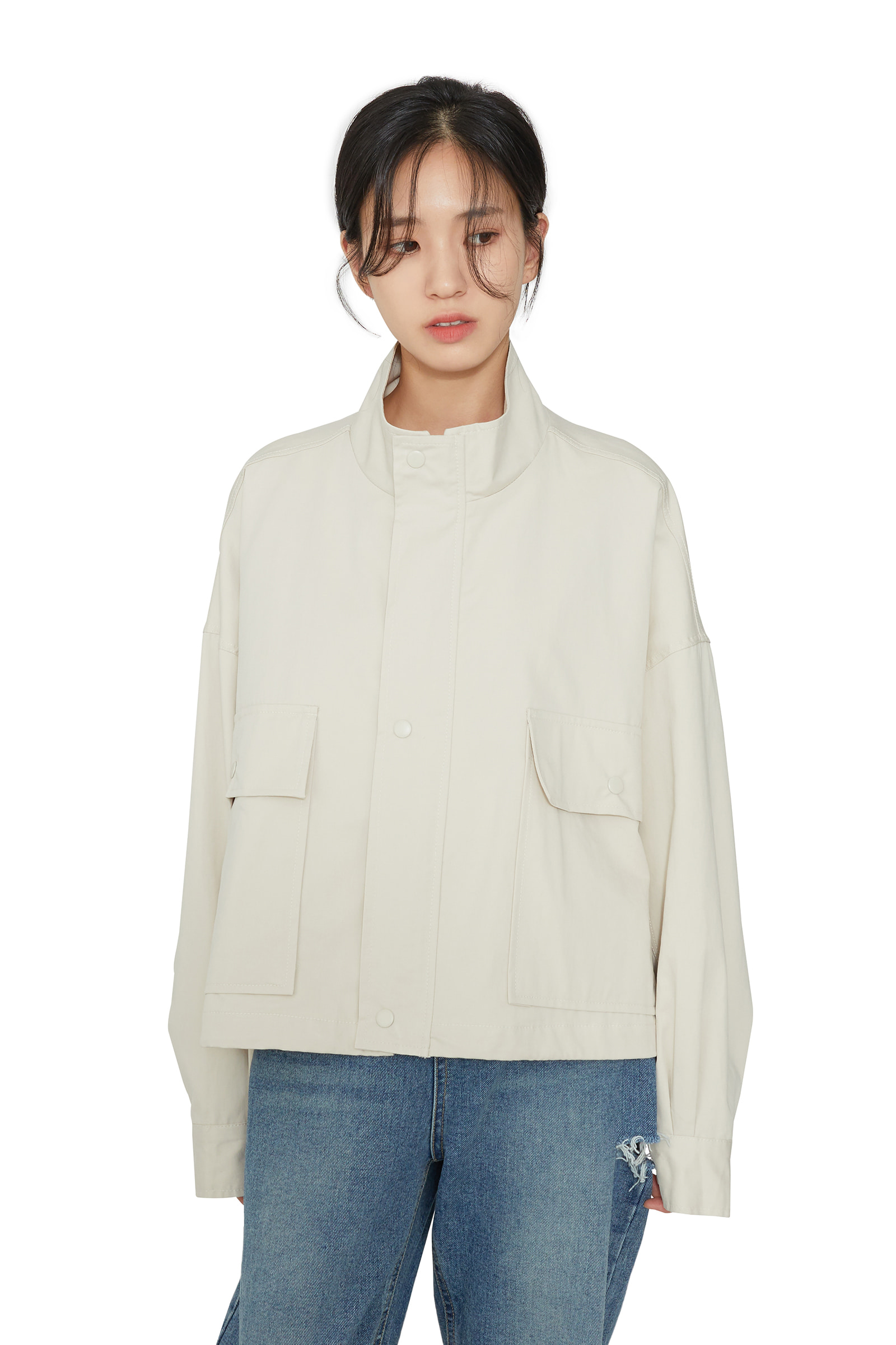 Swan casual jacket