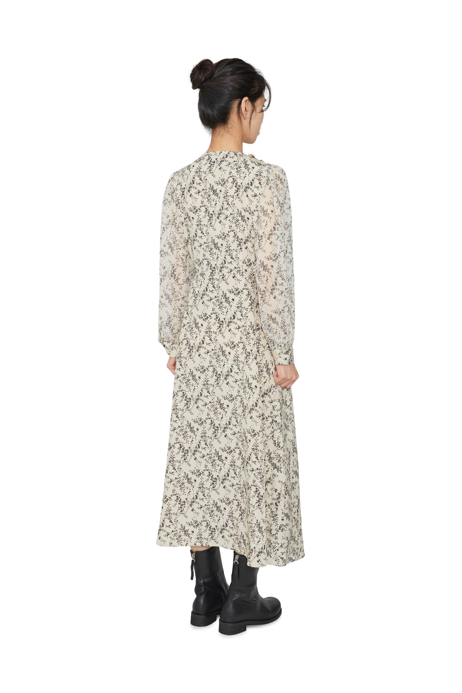 Common floral maxi dress