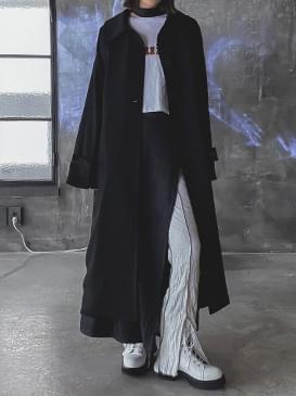 韓國空運 - Single Joyple Long Jacket 大衣外套