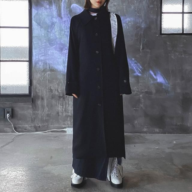 Single Joyple Long Jacket jacket