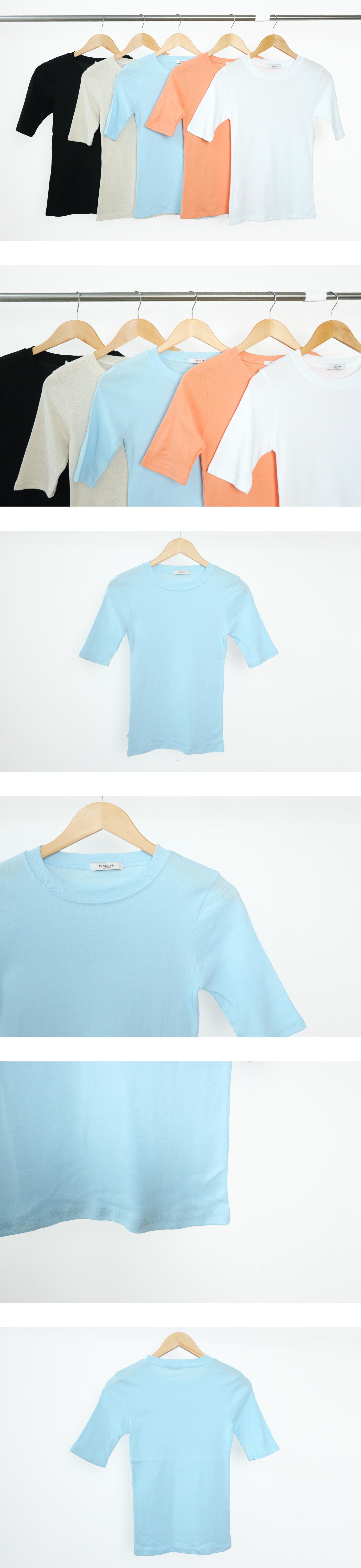 Lodi Round Slim Short Sleeve T-Shirt