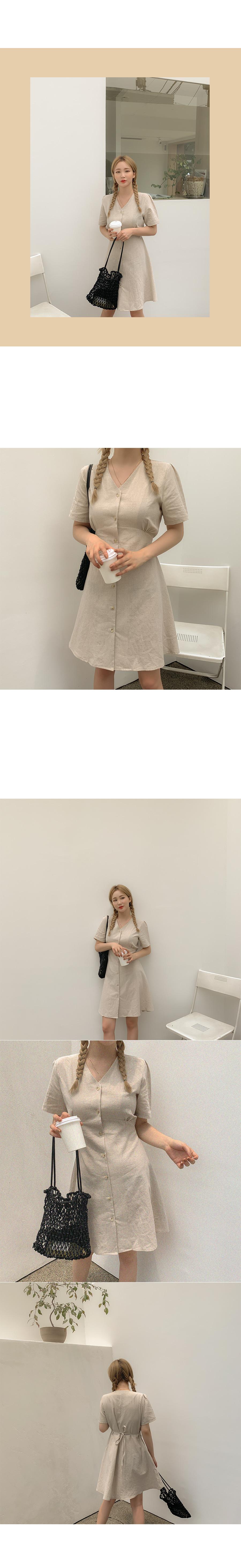 Hobby Linen Pintail Dress