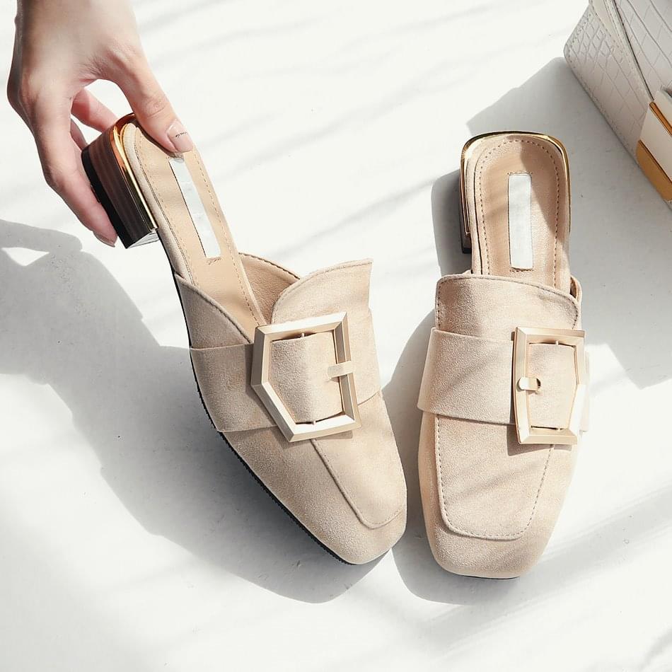 Maet blocker 2cm 樂福鞋