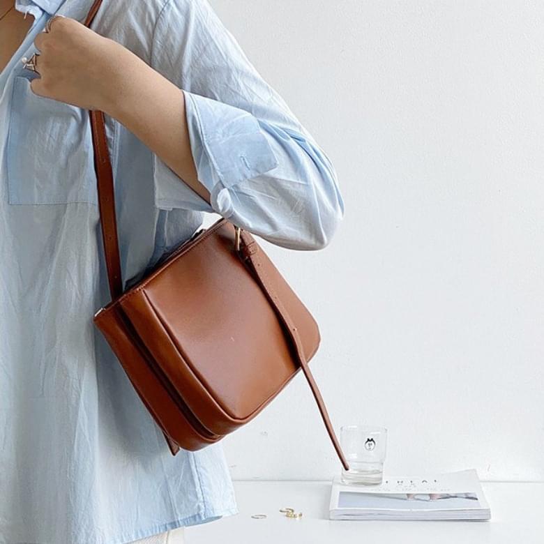 Urban Bros Modern Messenger Leather Bag