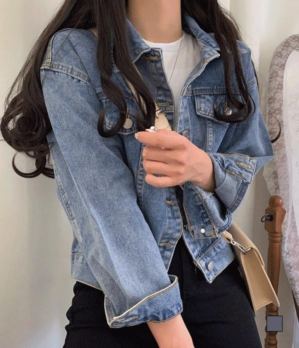 Basic Denim Jacket / Blue Jacket 夾克外套