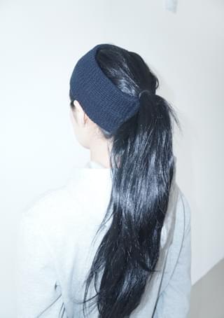 bold acrylic hair-band アクセサリー
