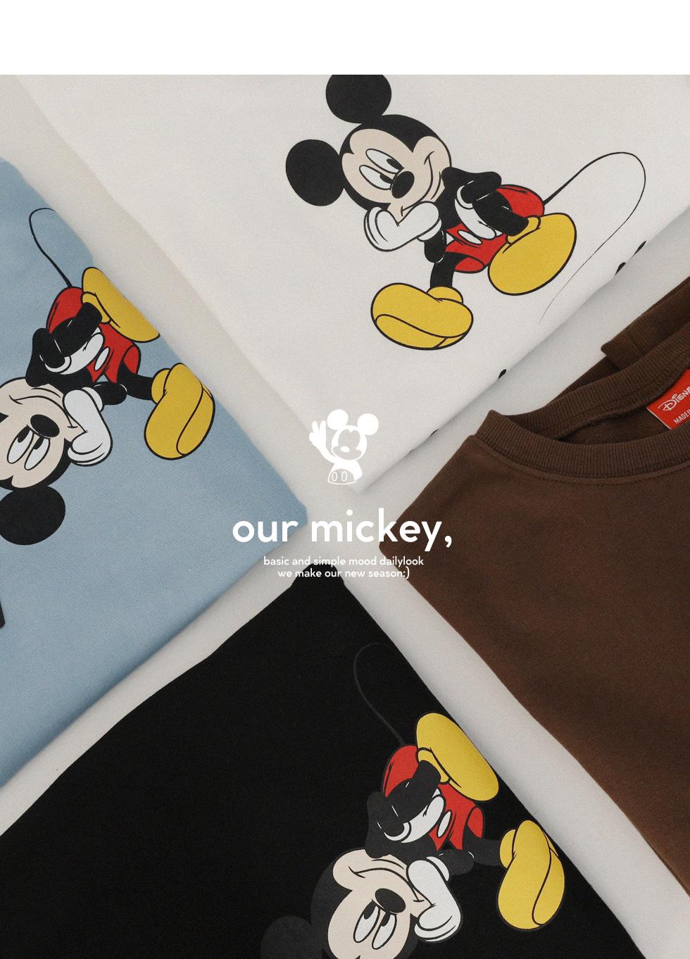 Pojak Mickey Man-to-Man