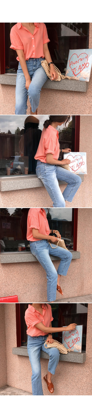 Shawty-strap sandals