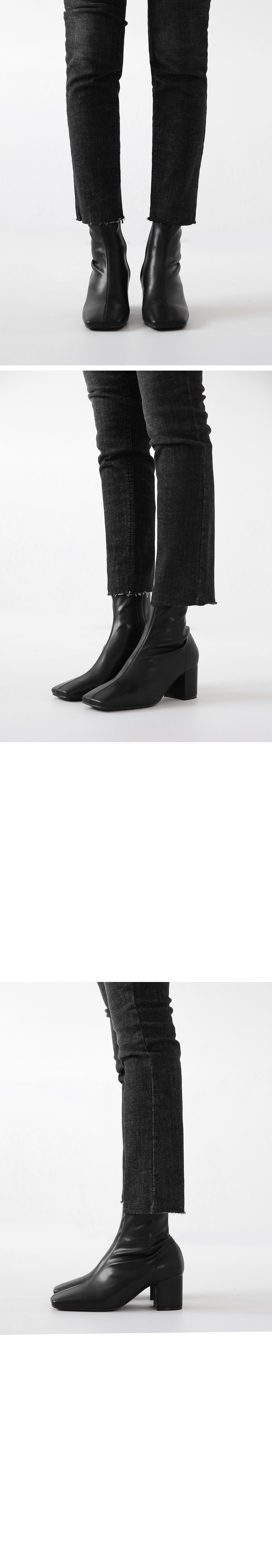 Loe boxer ankle boots
