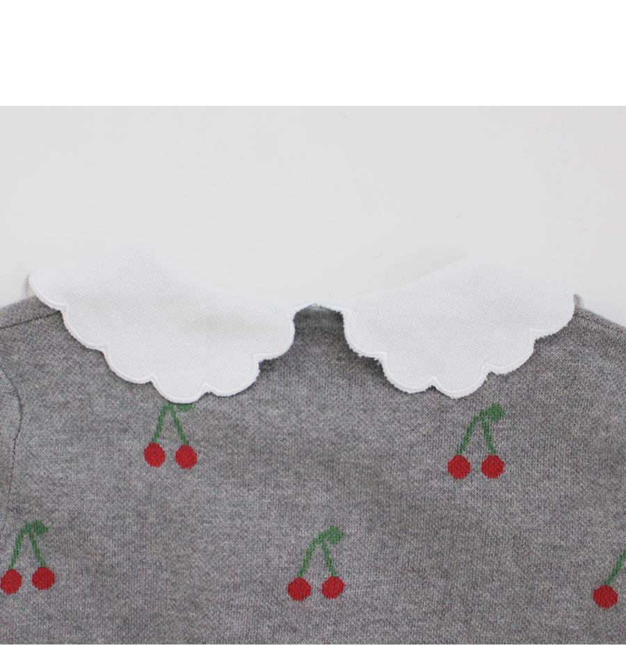 Cherry-cardigan